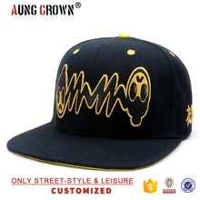 Custom two-tone young men snapback hat