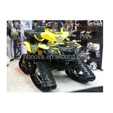 china factory hot sale snow track vehicles