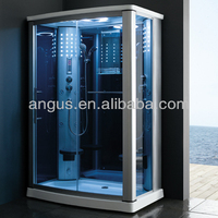 MEXDA 2015 Luxury ABS steam shower enclosure,steam shower room,2person steam room YH3803L (CE,SAA,ETL,SUV,TUV,ISO)