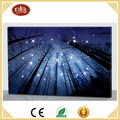 LED Canvas Paintings With Star,Hanging Art Home Decoration,Wall Art Paintings With Starry Sky