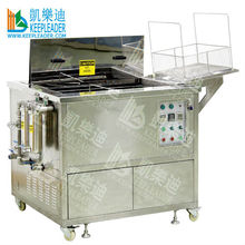 cycling ultrasonic cleaner of cycling and filtering ultrasonic cleaning