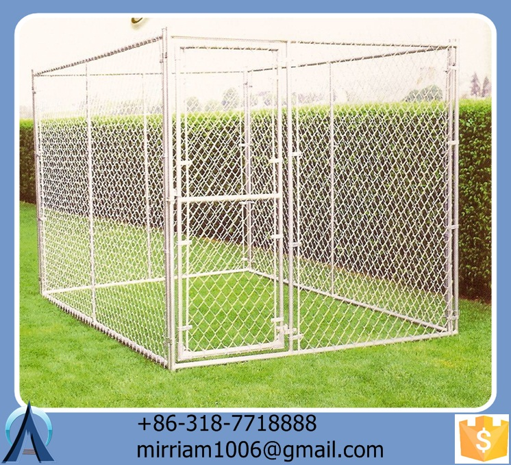 High quality cheap powder coating dog cage