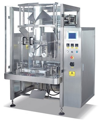 packaging machine for roasted peanuts