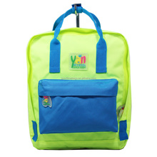 Fashion handmade kids backpack school bags