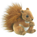 Lovely Good Quality Plush Stuffed Soft Animal Toy Squirrel