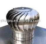 300mm Industrial Exhaust Turbine Air Extractor