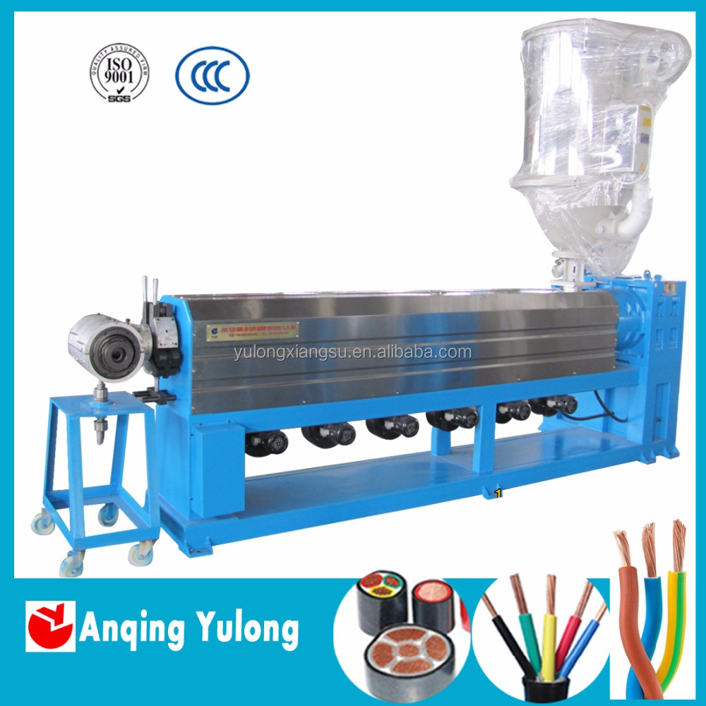 Cable Extruding Machine Simplex fiber optical cable equipment for extruding