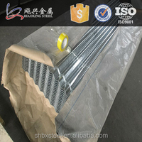 Construction Raw Material for Corrugated Roofing Sheet Metal Prices