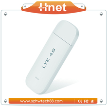 mini portable B20 Plug and play usb 4G LTE WIFI modem with sim card solt