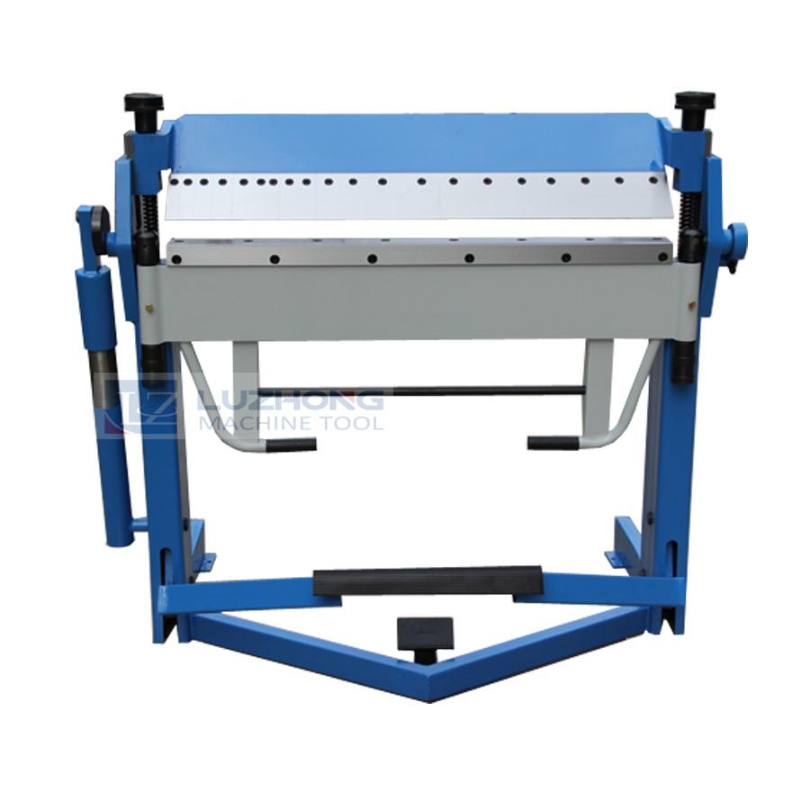Sheet Bending Machine : Manual sheet metal bender price pbb