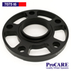 car sport part 7075 t6 18mm 5x130 racing wheel spacer for porsche