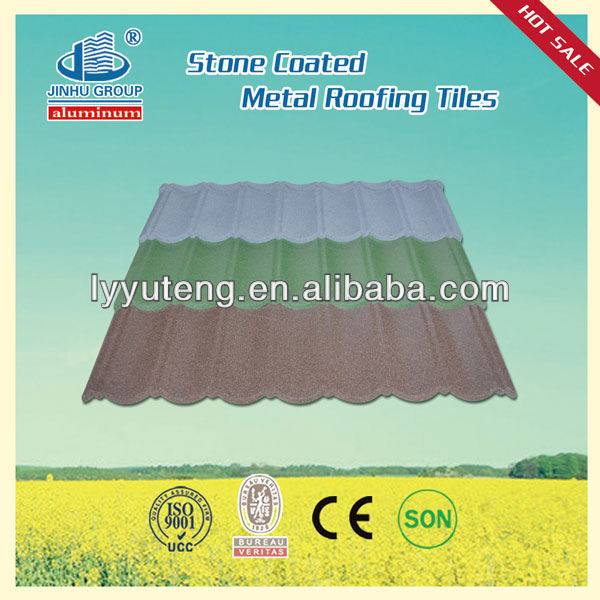 114th Canton Fair Roof Tiles Manufacturer