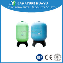 plastic flexible pvc water tank filter cylinder for water filters
