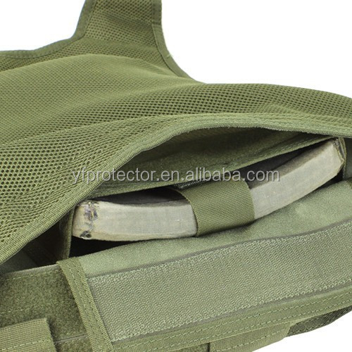 military Plates Carrier molle systern tactical vest
