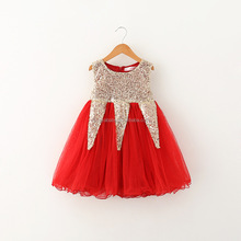 YY BD0837 3 colors sequin tutu baby girl party dresses in bangalore