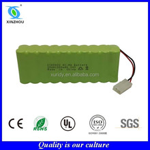 nimh aa 24v 1200mah battery pack
