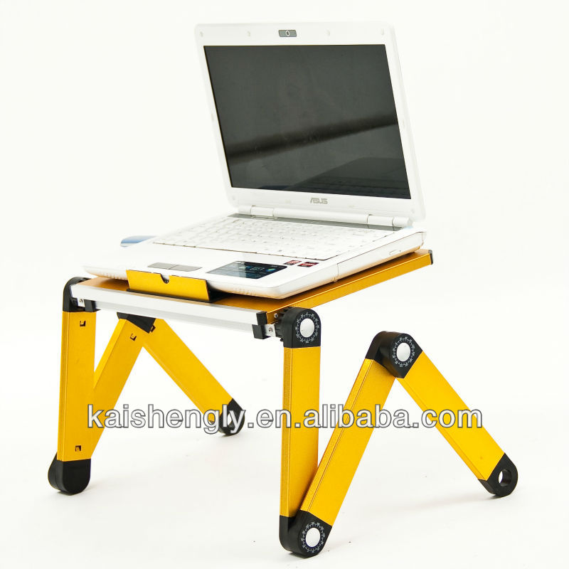 Smartly and Practicality Designed, Highly Human-Oriented Laptop Desk for Bed, Powerful and Flexible