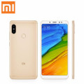 New Original Xiaomi Redmi Note5 6GB RAM 64GB ROM Snapdragon S636 Octa Core Mobile Phone 5.99 2160*1080 4000mAh