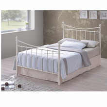 2016 Modern Latest Iron Bed Designs with Low Price