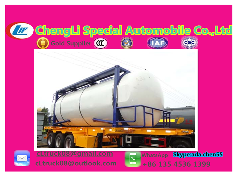 LPG containers for propane,so tank double skinned s,20' LPG containers for propane/ butan gas