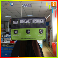 Dye Sublimation Outdoor Biodegradable Wholesale Sports Flags