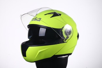 ABS Material Flip up chin bar helmet for Adults,High quality Motorcycle helmet with ECE Approval