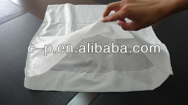 Disposable hotel used Pillowslip with PP Nonwoven maade in China