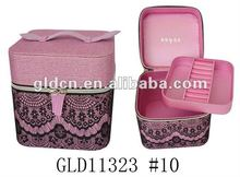 2012 new jewelry box with ring set inside