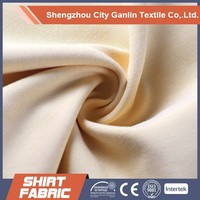 CVC cotton fabric Wholesale for man shitrting