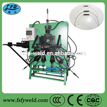 Bucket handle making machine automatic pail wire handle forming machine