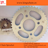 Cheap motorcycle chains & sprockets kit from china manufacturer