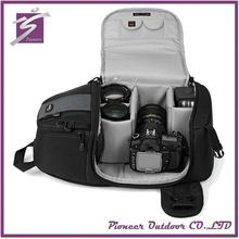 Cheap polyester godspeed camera bag at factory price