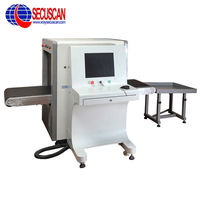 AT-6550 x-ray detector- security services for event security