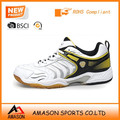 New indoor sports badminton shoes breathable mesh upper tennis shoes in very competitive price from amason company