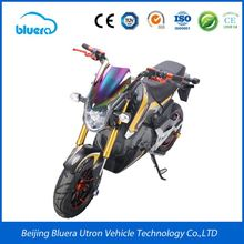 Cheap 1000 Watt Eco Electric Street Motorcycle with Long Range 100km