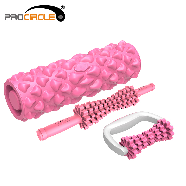 ProCircle Fitness Electric Yoga Vibrating Foam Roller