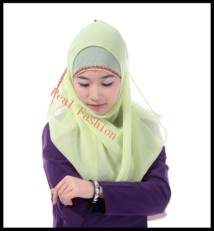 Muslim Hijab Fashion Scarf Malaysia Arab Wholesale Muslim Printed Knit Stock Muslim Hijab