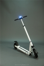 aluminum alloy adult electric scooter E-TWOW electric scooter offers a safe and comfortable ride