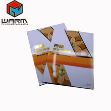 Perfect Binding Furniture Catalog Brochure Book Printing with Glossy Lamination