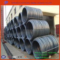 high quality sae1006 10mm low carbon steel wire rod