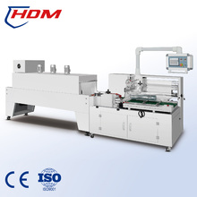 Flooring Boards Side Sealing Packing Machine Heat Shrink Wrapping Machine