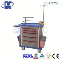WARRANTY TIME 3 YEARS emergency abs medical record holder trolley