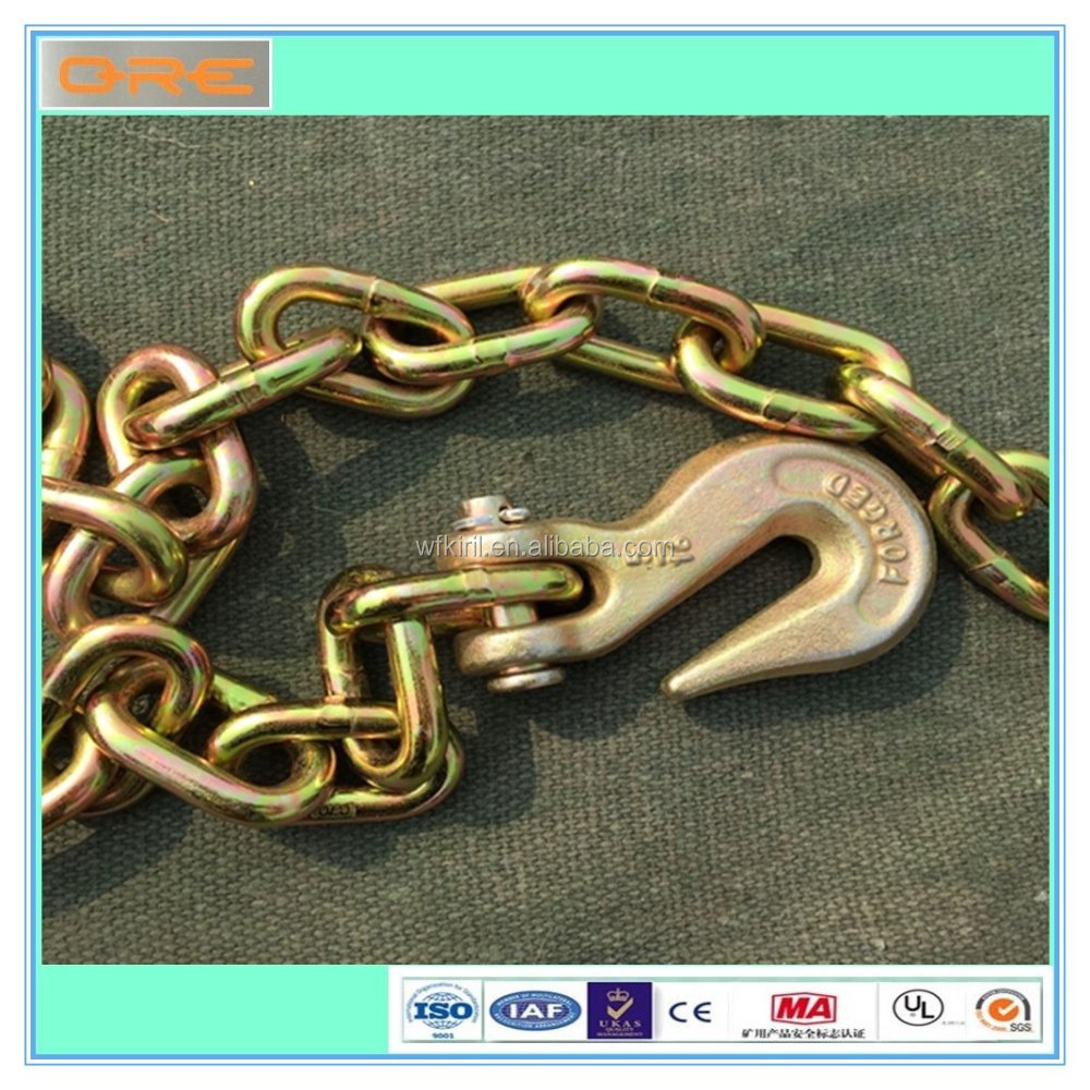 G70 Gold Znic Plated 3/8 '' Steel Chain Saw