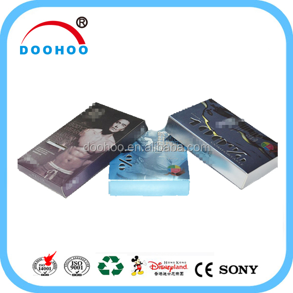 PP / PET 3d lenticular image cover for box