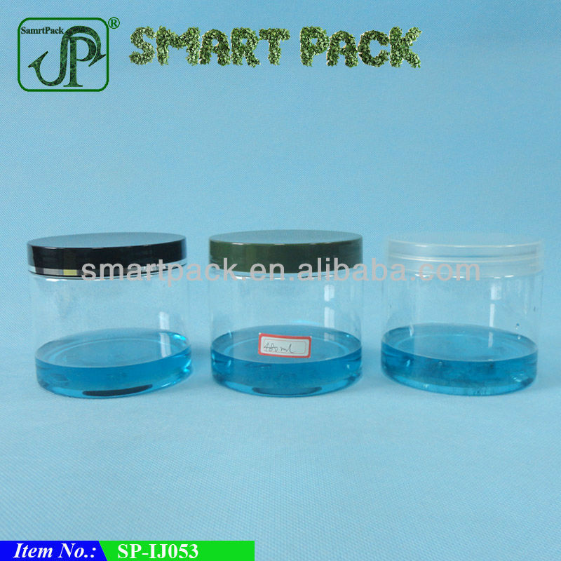 16 oz pet plastic jars