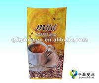 vietnam cocoa dry fruit stand up pouch zipper bag