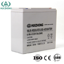 Best price sealed lead acid battery 12v 17ah, deep cycle battery for sale, solar energy storage battery