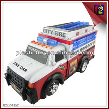 Battery operated toy fire truck BCH154352