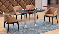 Wholesale Price 4 People Hotel Restaurant Furniture(FOH-BCA26)