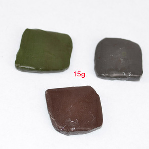 Tungsten Rig Putty 15g 25g 3 colors Carp Fishing Weights Terminal Tackle